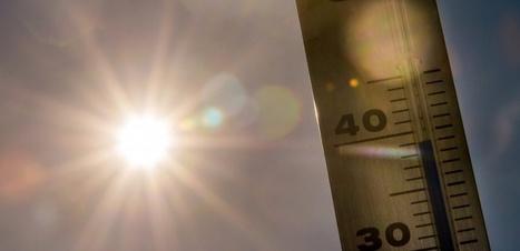 Pourquoi des températures record en juillet ? | Développement durable et efficacité énergétique | Scoop.it