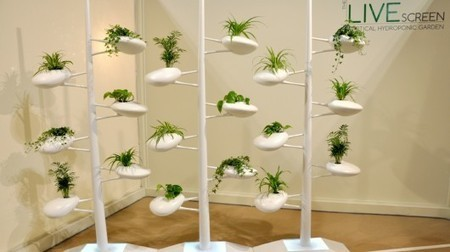 Live Screen vertical garden presented during Milan Design Week - Gizmag - Gizmag   Wellington Aquaponics   Scoop.it
