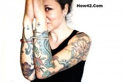 How To Choosing a tattoo design in our hands | Tips | Scoop.it