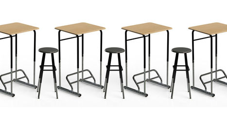 Standing Desks Are Coming To Schools, To Cure Obesity And Increase Attention Spans | Educational Discourse | Scoop.it