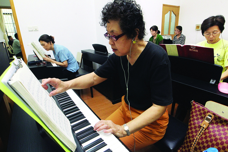 Shanghai's elderly never too old for school | Silvers | Scoop.it