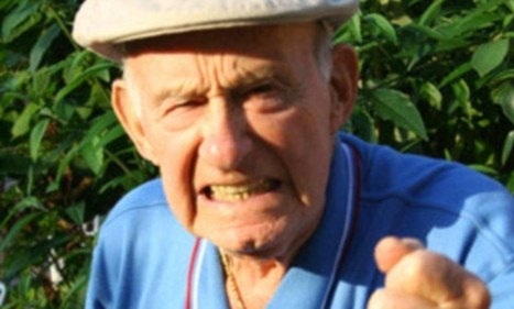 Study finds men are at their grumpiest when they hit 70 | Troy West's Radio Show Prep | Scoop.it