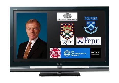 VES-e: Hugo Gaggioni – Venezolano pionero de la TV digital y CTO de Sony Electronics | Proyecto VES . VES Project | Scoop.it