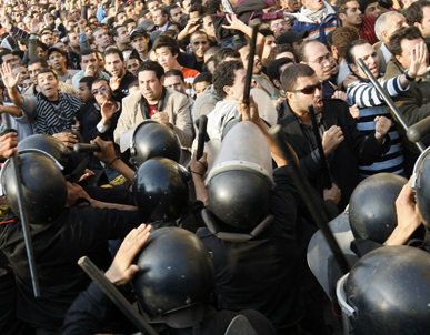 Egypt Protests: The Tunisia Effect | Coveting Freedom | Scoop.it