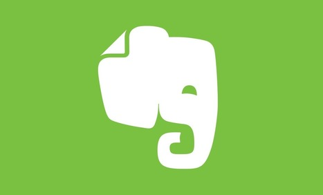 Evernote pour Android peut maintenant faire office de scanner mobile - FrAndroid | Applications Iphone, Ipad, Android et avec un zeste de news | Scoop.it