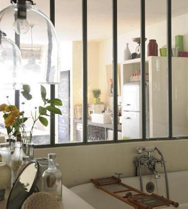 Casa y estudio con decoración original | ARIS casas | Scoop.it