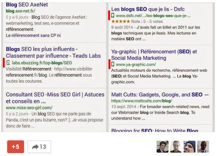 Google teste un icone informant qu'un site n'est pas optimisé sur mobile | Web Marketing | Scoop.it