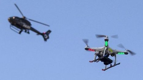 Nuisance Drones: Can Technology help Police our Skies? | Technology in Business Today | Scoop.it