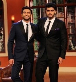 Ranveer Singh and Arjun Kapoor to Host IIFA 2015 in Malaysia | Bollywood Box Office | Scoop.it