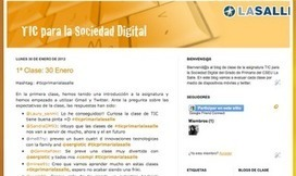 Educación, TIC y Sociedad: Twitter, blogs y evaluaciones | EduTIC | Scoop.it