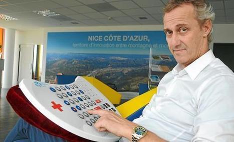 Nice : Un Niçois lance le coussin 2.0 | Aidants familiaux | Scoop.it