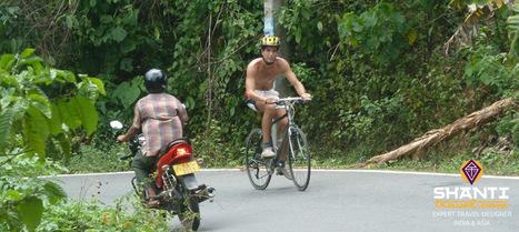 Suivez nos coureurs vélo au Sri Lanka, sur les routes de Kandy ! | Actu & Voyage au Sri Lanka | Scoop.it