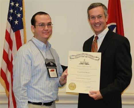 Happenings in your community - Bailey graduates from state Archives Institute | Tennessee Libraries | Scoop.it