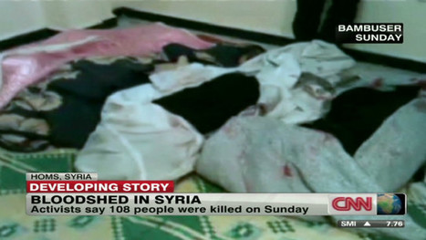 45 women, children killed in Homs massacre, Syrian opposition | Highlights News Of The World | Scoop.it