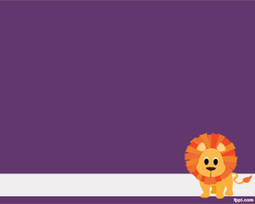Free Lion PowerPoint Template | Free Powerpoint Templates | medic | Scoop.it