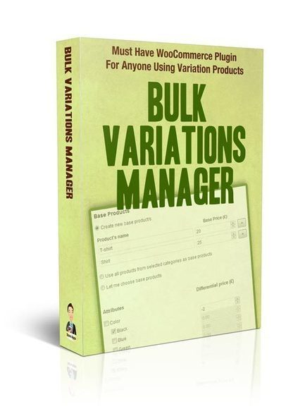 Woocommerce Bulk Variations Manager [P] | Download Free Full Scripts | eng | Scoop.it