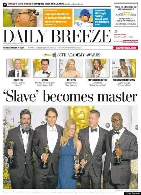 Newspaper's Stunningly Racist Headline | PR and Pop Culture | Scoop.it