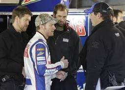 Texas Motor Speedway notebook: Dale Earnhardt Jr. wonders 'what if' - NewsOK.com | NASCAR After Texas | Scoop.it