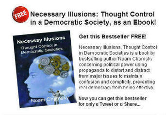 FREE Thought Control book! Get this bestseller by Noam Chomsky as a PDF Ebook for only a Tweet or a Share... (Twextra) | Philosophy, Thoughts and Society | Scoop.it