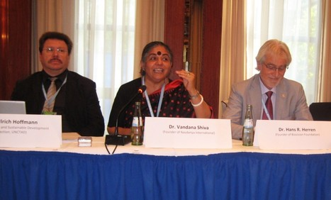 Biodiversity Expert Vandana Shiva calls for Organic Farming as ... | Agriculture and Climate Change | Scoop.it