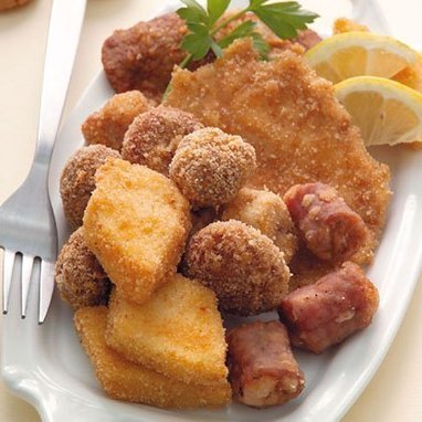 Il fritto misto di nonna Amelia - the best piemontese mixed fried   CicerOOs_Scooped   Scoop.it