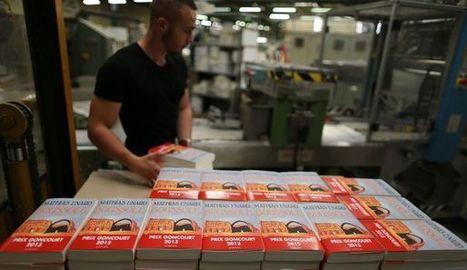 Prix Goncourt: les 16 romans sélectionnés sont... | Bibliothèque et Techno | Scoop.it
