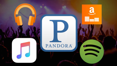 How Video Streaming Services Could Save The Music Industry | A Kind Of Music Story | Scoop.it