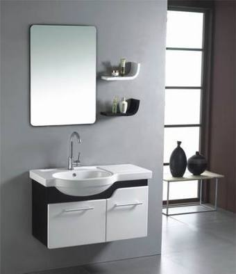 large wall hung vanity units | Bathroom Remodeling Designs and Ideas | Scoop.it