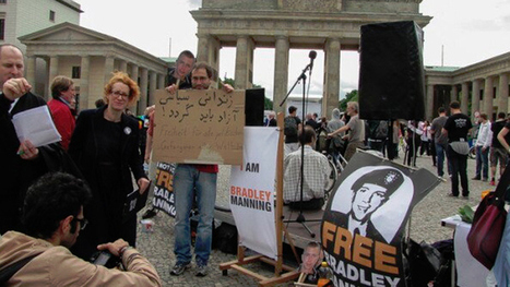 Worldwide protests get under way on eve of Bradley Manning trial: LIVE UPDATES | fluent in english | Scoop.it