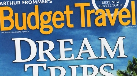 Lonely Planet compra la revista Budget Travel   Blog de Viajes   Travel   Scoop.it