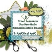 5 Great Resources for Pre-Made Communication Boards | AAC: Augmentative and Alternative Communication | Scoop.it