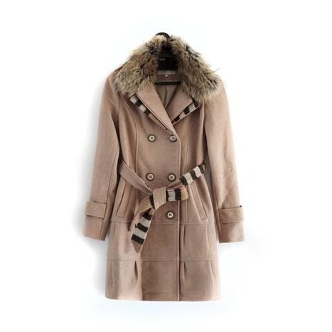 Burberry_Women_Long_Woolen_Coats_Khaki.jpg (JPEG Image, 800×800 pixels) - Scaled (85%)   Burberry Coats Outlet Sale,Burberry Coats For Women Sale online.   Scoop.it