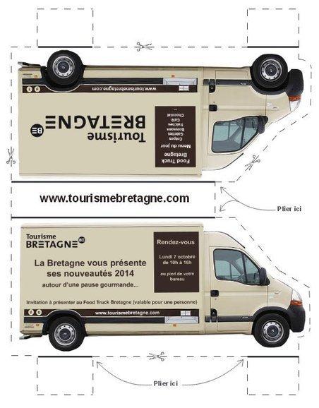 Food Truck Bretagne : des relations presse originales à la mode bretonne !   Cap'Com   Coups de coeur d'une attachée de presse   Scoop.it