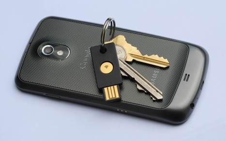 Google veut remplacer les mots de passe par une bague électronique | GADGETS HITECH | Scoop.it