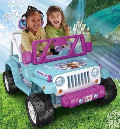 Disney Frozen Power Wheels Ride on Toys | The Most Wanted Toys | Scoop.it