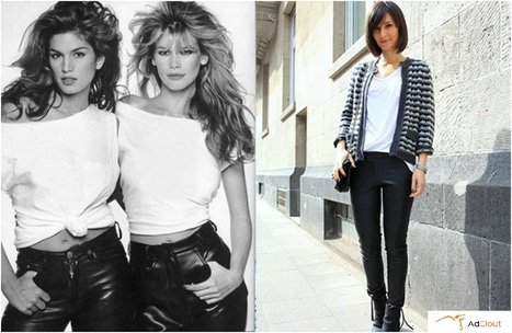 Five 80's Styles you Can Work Into Your 2014 Wardrobe | Women Dresses | Scoop.it