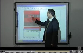 Teacher's Basic Video Tutorials on How to Use Interactive Whiteboards   Excellent Educational How To's for Teachers   Scoop.it