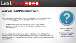 LastPass Sentry Warns You When Your Online Accounts Have Been ... | LastPass | Scoop.it