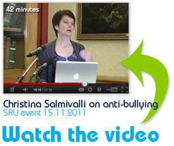 There is no bullying in KiVa school - KiVa Koulu | LBC Health | Scoop.it