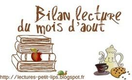 Raconte moi une histoire: Bilan lecture Août 2012 | La Faim de l'Histoire | Scoop.it