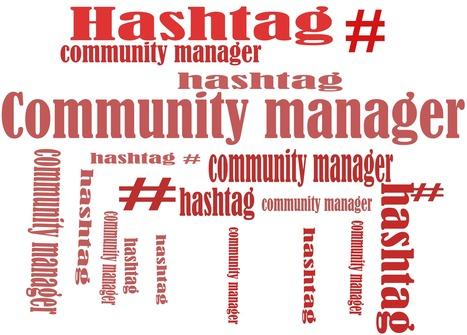 Ah bon ! je dois dire animateur de communauté et mot-dièse au lieu de community manager et hashtag | Social Net Link | Scoop.it
