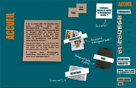 FEMS | Fédération des écomusées et musées de société | Base de données de données | Scoop.it