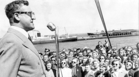 The speech that changed Australia | Geography, History, SOSE | Scoop.it