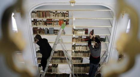 Voit-on que la survie des bibliothèques est aussi menacée que celle des librairies ?   Veille professionnelle sur les bibliothèques   Scoop.it
