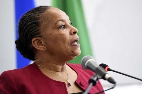 Christiane Taubira démissionne du gouvernement et sera remplacée par Jean-Jacques Urvoas | Pierre-André Fontaine | Scoop.it