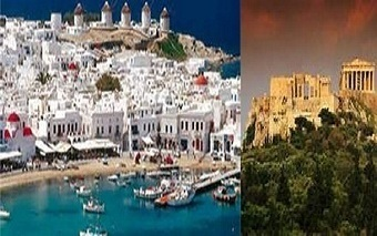 Blue Athina City Break 4 Day Holiday Tour Package @Rs 63,900   Online Travel Agency   Scoop.it