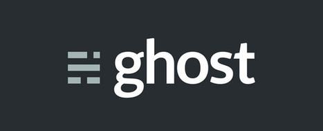 Wordpress VS Ghost, è tutto pronto! | Webhouse | Curation, Copywriting and  ... surroundings | Scoop.it