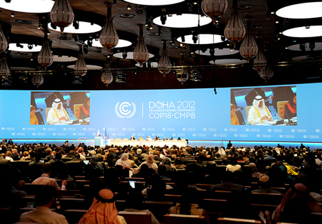 CLIMATE TALKS: What to Expect in Doha—An Overview of this Year's UN Climate Change Negotiations | EcoWatch | Scoop.it