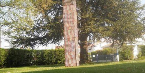 Un collège français a mis cette sculpture à 200.000 euros à la déchetterie | Contribuable | Scoop.it