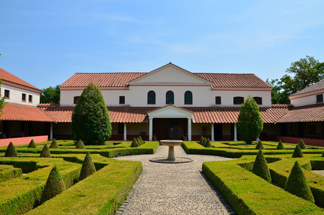 The Villa Borg – images of a reconstructed Roman Villa in Saarland (Germany)   Roman Technology   Scoop.it